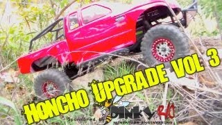 Axial SCX10 Honcho - Upgrade your Axial RTR Honcho vol 3