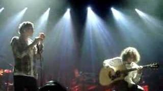 Incubus Live Vancouver:New Skin (Acoustic)