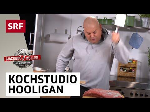 Kochstudio Hooligan  Giacobbo  Müller