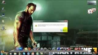 Como instalar Max Payne 3 C/ Crack 2015