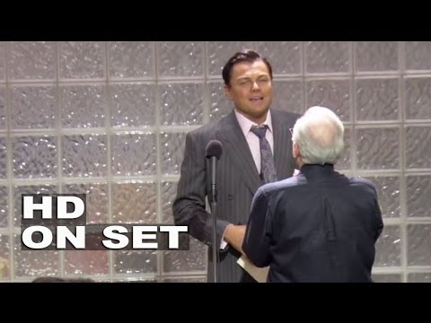 The Wolf of Wall Street: Behind the Scenes (Broll) Part 1 of 2 - Leonardo DiCaprio, Jonah Hill