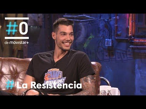 LA RESISTENCIA - Entrevista a Willy Hernangómez   #LaResistencia 22.05.2018