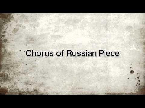 Music Links Investigation. IB Music. Russian Folk Vs. Venezuelan Dance Music (Salsa)