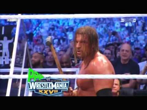 WrestleMania 27 Highlights(PPP)