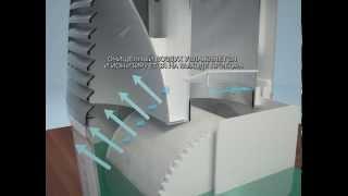 видео Очиститель воздуха Timberk TAP FL50 SF white