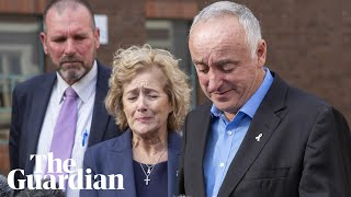 'She was our sunshine': father of Grace Millane speaks after guilty verdict