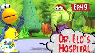 DİBO The Gift Dragon | Dr. Elo Hastanesi | 3D Karikatür