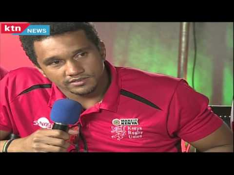 Jeff Koinange Live with the Kenya Rugby 7s team, 21st April 2016 (Part 1)