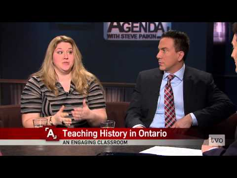 Teaching History in Ontario