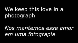 Ed Sheeran   Photograph   Dual Legendas   Legendado