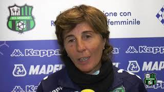 Interviste post Sassuolo-Fiorentina
