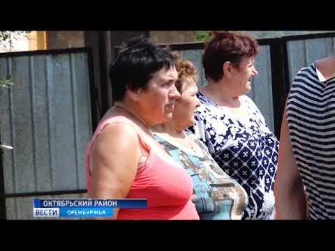 Жителей Октябрьского района возмутило намерение компании добывать нефть рядом с их селом