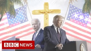 US election: Do you need Jesus to win the White House? - BBC News