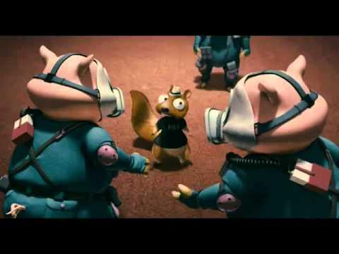 Trailer do filme Deu a Louca na Chapeuzinho