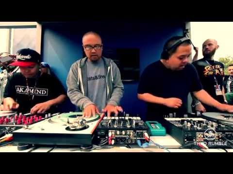 Invisbl Skratch Piklz 13th Floor full performance