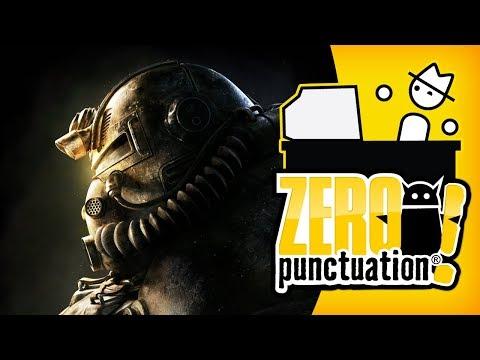 Fallout 76 (Zero Punctuation)
