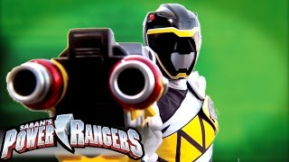 """Power Rangers Dino Charge """"The Tooth Hurts"""": Don"""