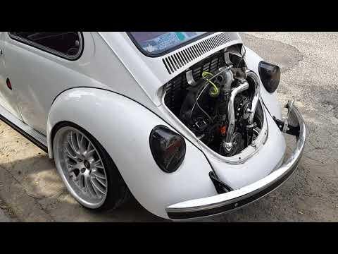 Vw Sedan con turbo y frenos de disco vocho . | Cuartodemilla