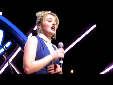 American Idol Live Tour 2018 Maddie Poppe - Going Going Gone