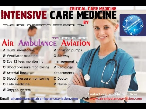 Air ambulance critical care medicine