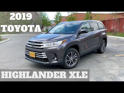 2019 Toyota Highlander Review - Our Alaska Rental