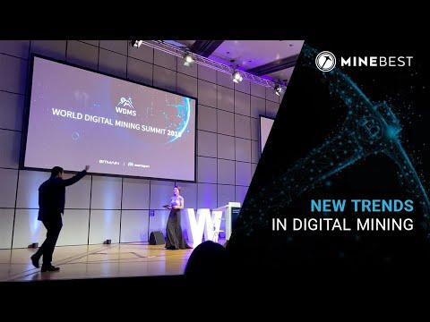 New Trends In Digital Mining | MineBest | WDMS