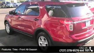2013 Ford Explorer Base - Walker Ford - Clearwater, FL 3376