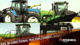 Farm equipment for sale at Ritchie Bros. unreserved auctions