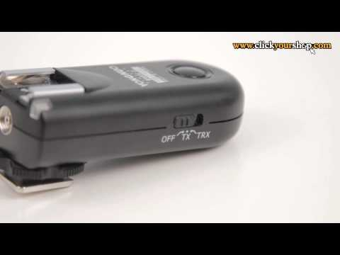 Yongnuo RF-603 II Wireless Flash Trigger Transceivers (Product Review)