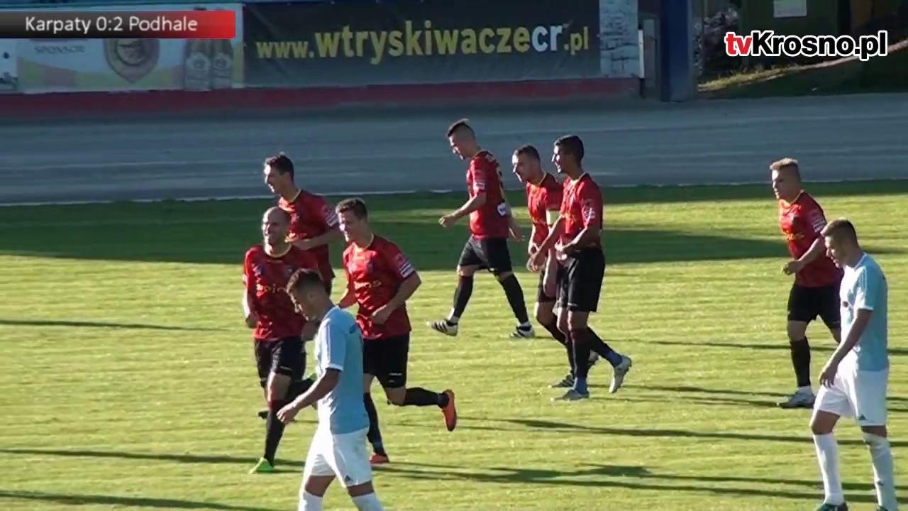 Karpaty Krosno – Podhale Nowy Targ 0:5 (0:1)