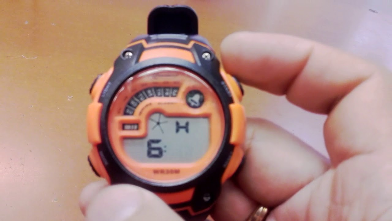 Aprende a activar y configurar la ALARMA de un reloj digital