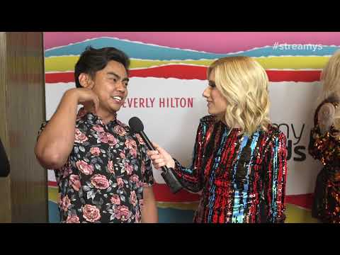Guava Juice Red Carpet Interview - Streamys 2018