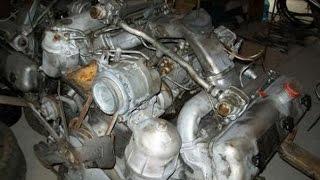 Конверсионный дизельный  двигатель Д 65 (головка блока цилиндров в работе)(Продаю поршневой двигатель внутреннего сгорания Д-65. Подробнее тут https://www.avito.ru/magnitogorsk/zapchasti_i_aksessuary/prodam_konvers...., 2015-10-20T14:41:47.000Z)