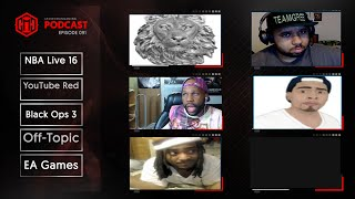 GMG Show Live Ep. 91 - NBA Live 16 Poor Sales, Youtube Red, Nintendo, Xbox, PS4 10/22/15