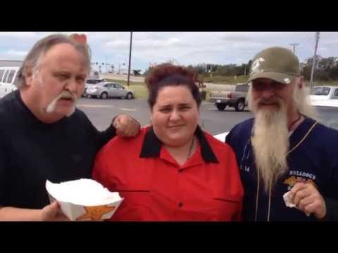 Point Blank Band  Larry Telford Donates Money To Children's Miracle Network - PIE TOSS - Charity