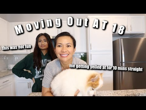 MOM TEACHES UNSKILLED DAUGHTER HOW TO COOK | MOVING OUT AT 18 (part 3)