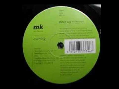 MK - Burning (Original Vibe Mix) [1992]