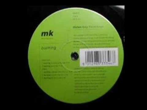 MK - Burning (Original Vibe Mix) [1992]