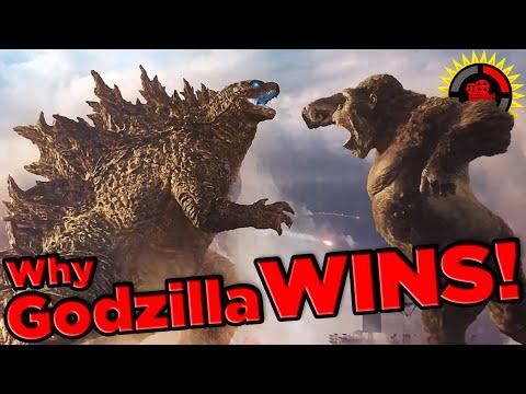 Film Theory: WhyGodzillaWINS! (Godzillavs Kong 2021) - The Film Theorists