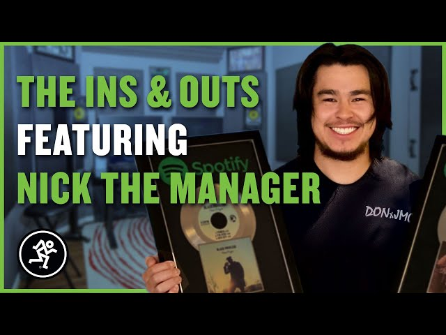 Nick The Manager - The Ins & Outs With Mackie episode 207