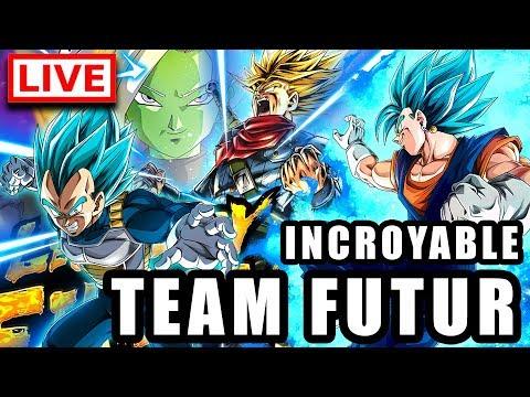 🔴 INVOCATIONS & PVP DRAGON BALL LEGENDS avec la Team FUTUR