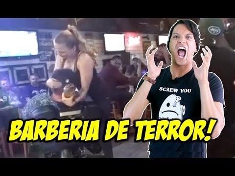 Barberia de Terror!!