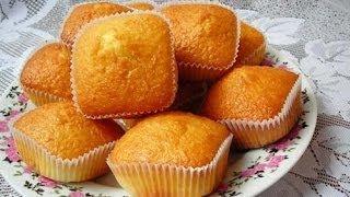 Апельсиновые маффины вкуснейший рецепт Как приготовить кексы Кекси апельсинові мафіни Кекс рецепт