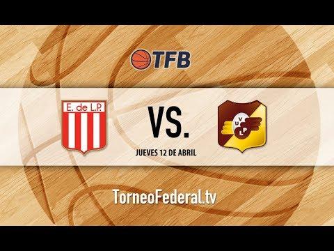 Estudiantes de La Plata vs Unión Vecinal de La Plata | #TFB