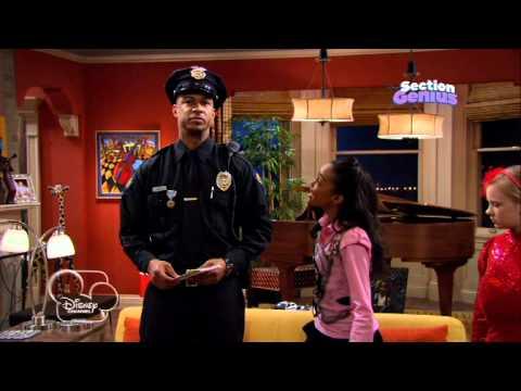Disney Channel - Section Genius : Extrait - Francais
