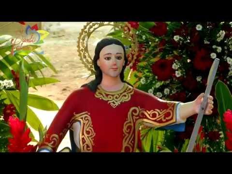 Santo Patrono en las fiestas de Somotillo. Bloque 01