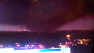 Mobile Alabama Christmas Tornado