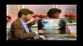Michael Seewald on KFMB TV Channel 8, Sun-Up San Diego program, 1988