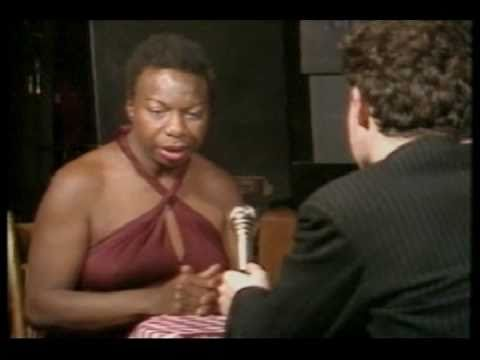 Nina Simone - Interview 1984