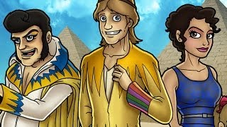 Joseph and his Dreamcoat - Speedpainting